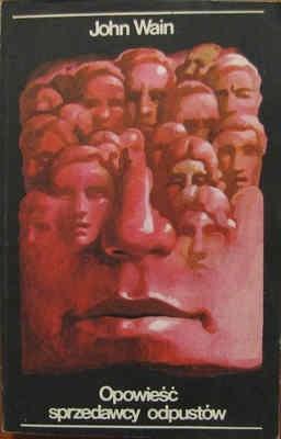 Okładka książki Opowieść sprzedawcy odpustów