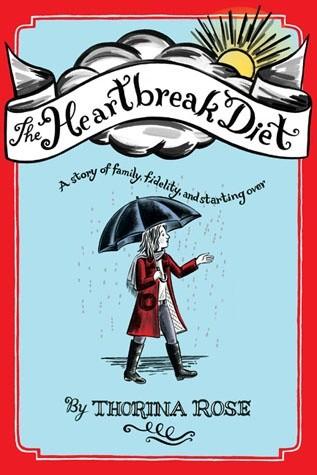 Okładka książki The Heartbreaking Diet