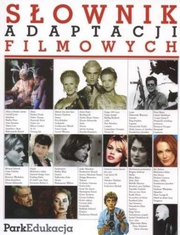 Okładka książki Słownik adaptacji filmowych