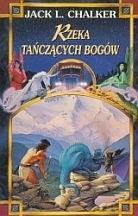 Okładka książki Rzeka Tańczących Bogów