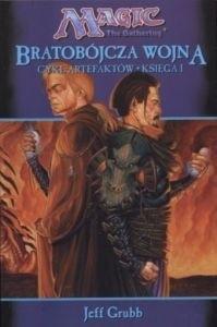 Okładka książki Bratobójcza Wojna