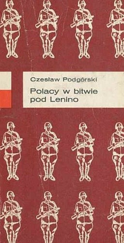 Okładka książki Polacy w bitwie pod Lenino