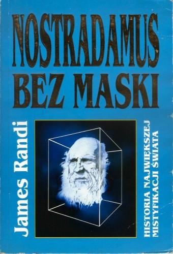 Okładka książki Nostradamus bez maski