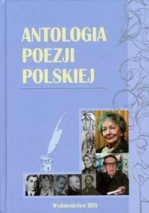 Okładka książki Antologia poezji polskiej
