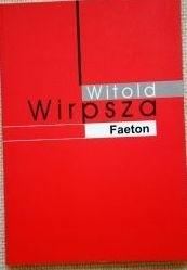 Okładka książki Faeton