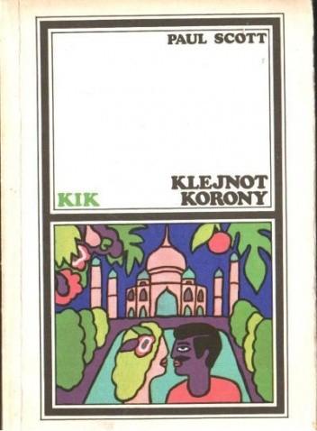 Okładka książki Klejnot Korony