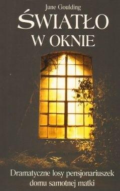 Okładka książki Światło w oknie