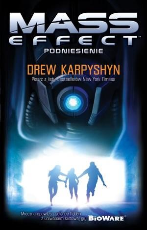 Okładka książki Mass Effect: Podniesienie