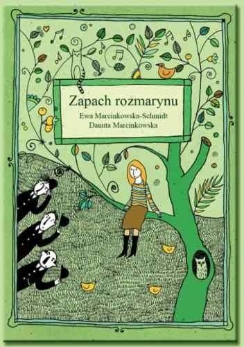 Okładka książki Zapach rozmarynu