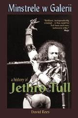 Okładka książki Minstrele w Galerii - historia Jethro Tull