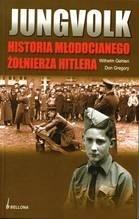 Okładka książki Jungvolk. Historia młodocianego żołnierza Hitlera