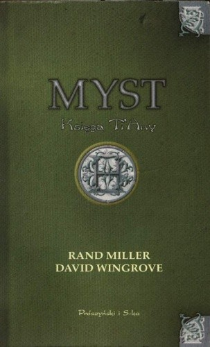 Okładka książki Myst. Księga Ti'Any