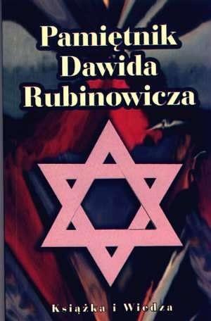 Okładka książki Pamiętnik Dawida Rubinowicza