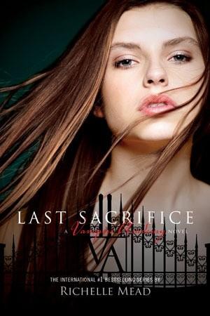Okładka książki Last Sacrifice