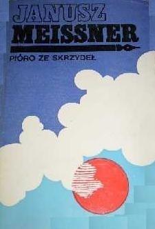 Okładka książki Pióro ze skrzydeł