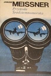 Okładka książki Przygoda śródziemnomorska
