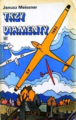 Okładka książki Trzy diamenty