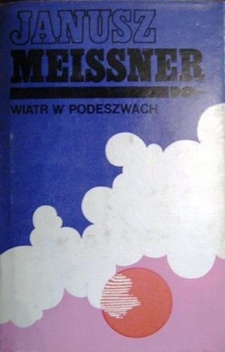 Okładka książki Wiatr w podeszwach