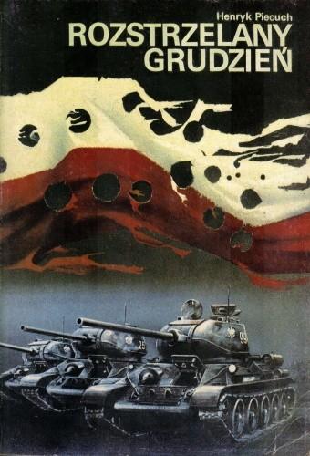 Okładka książki Rozstrzelany grudzień