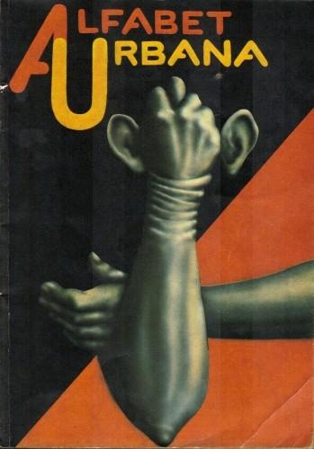 Okładka książki Alfabet Urbana