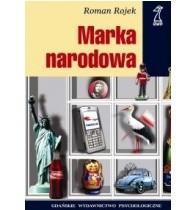 Okładka książki Marka narodowa