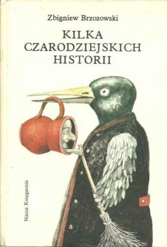 Okładka książki Kilka czarodziejskich historii