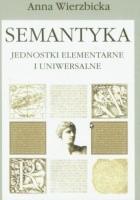 Semantyka. Jednostki elementarne i uniwersalne