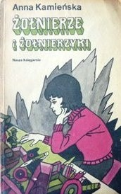 Okładka książki Żołnierze i żołnierzyki
