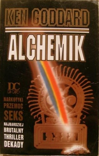 Okładka książki Alchemik