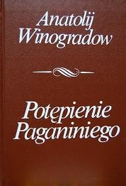 Okładka książki Potępienie Paganiniego