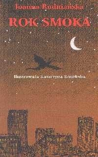 Okładka książki Rok smoka