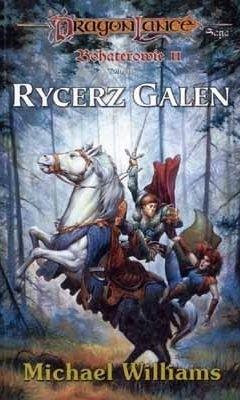 Okładka książki Rycerz Galen