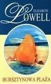 Okładka książki Bursztynowa plaża