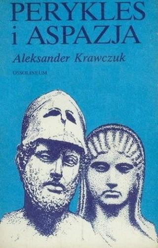 Okładka książki Perykles i Aspazja