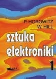 Okładka książki Sztuka Elektroniki, cz. 1 i 2