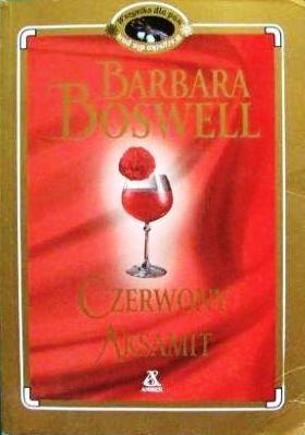 Okładka książki Czerwony aksamit