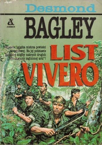 Okładka książki List Vivero