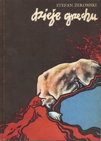Okładka książki Dzieje grzechu