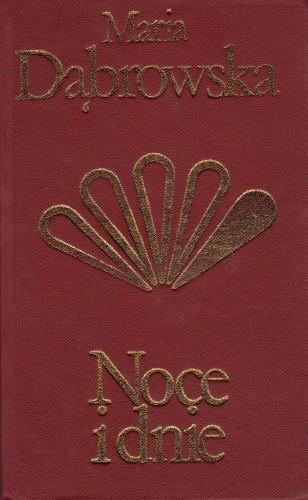 Okładka książki Noce i dnie t.1