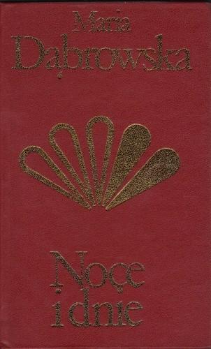 Okładka książki Noce i dnie t. II