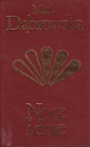Okładka książki Noce i dnie t. III