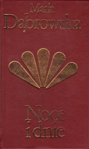 Okładka książki Noce i dnie tom 5