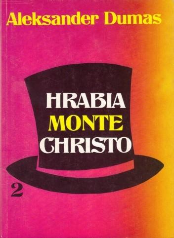 Okładka książki Hrabia Monte Christo - tom 2