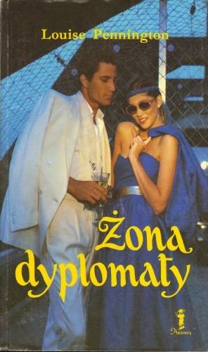 Okładka książki Żona dyplomaty