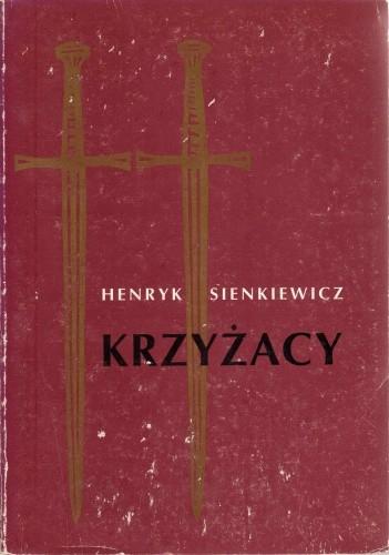 Okładka książki Krzyżacy - tom II