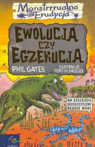 Okładka książki Ewolucja czy egzekucja
