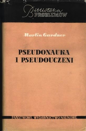 Okładka książki Pseudonauka i pseudouczeni