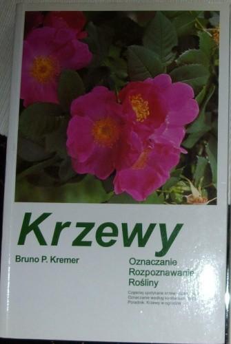 Okładka książki Krzewy