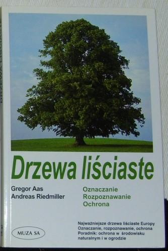 Okładka książki Drzewa liściaste