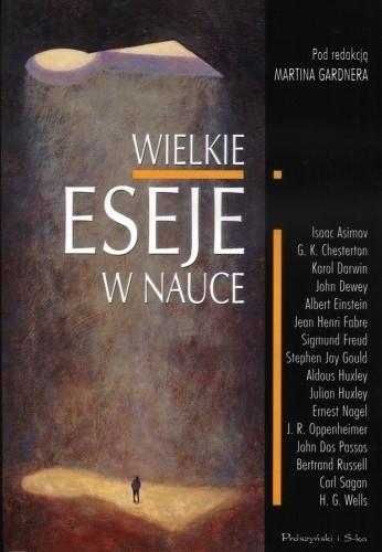 Okładka książki Wielkie eseje w nauce